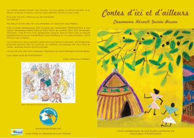 Contes d'ici et d'ailleurs - contes pédagogiques pour la jeunesse