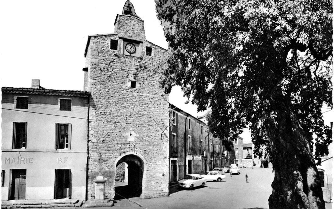 article MIDI LIBRE : le village de  VIOLS LE FORT revisité